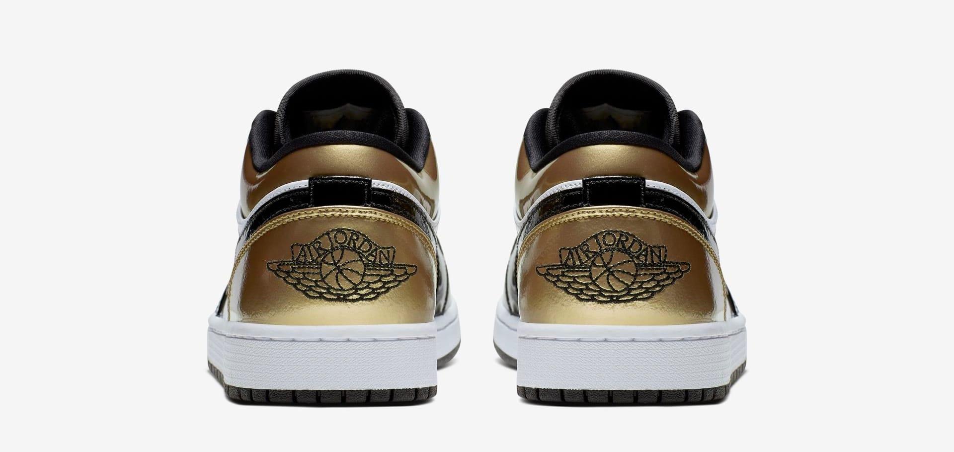 Air Jordan 1 Low 'Gold Toe' (Heel)