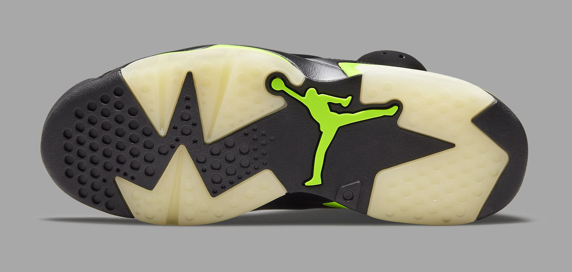 Air Jordan 6 Retro 'Electric Green' CT8529-003 Outsole