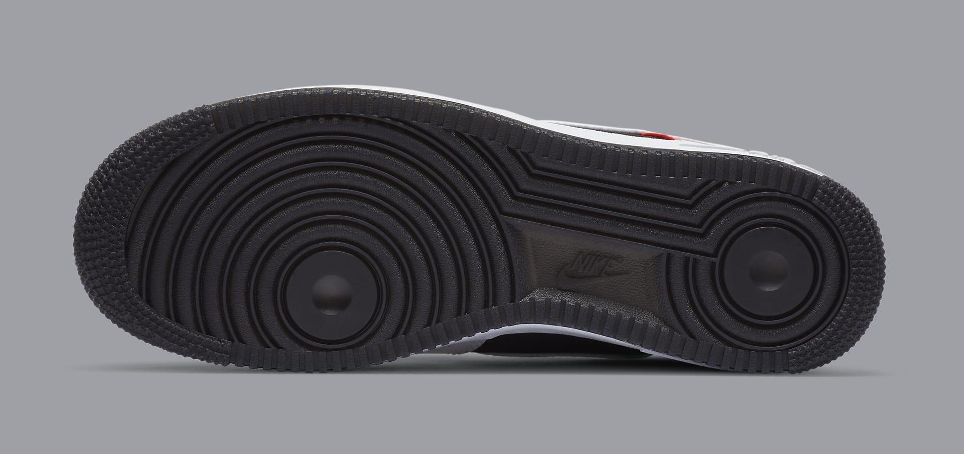 Nike Air Force 1 Low 'Hidden Message' DA1345-014 Outsole