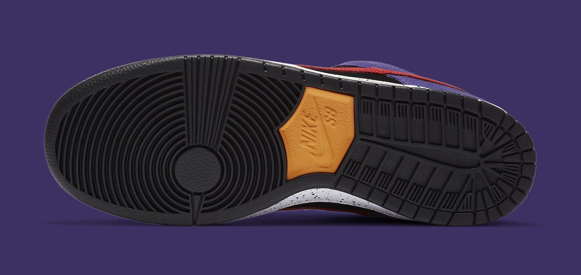 Nike SB Dunk Low 'ACG' BQ6817-008 Outsole