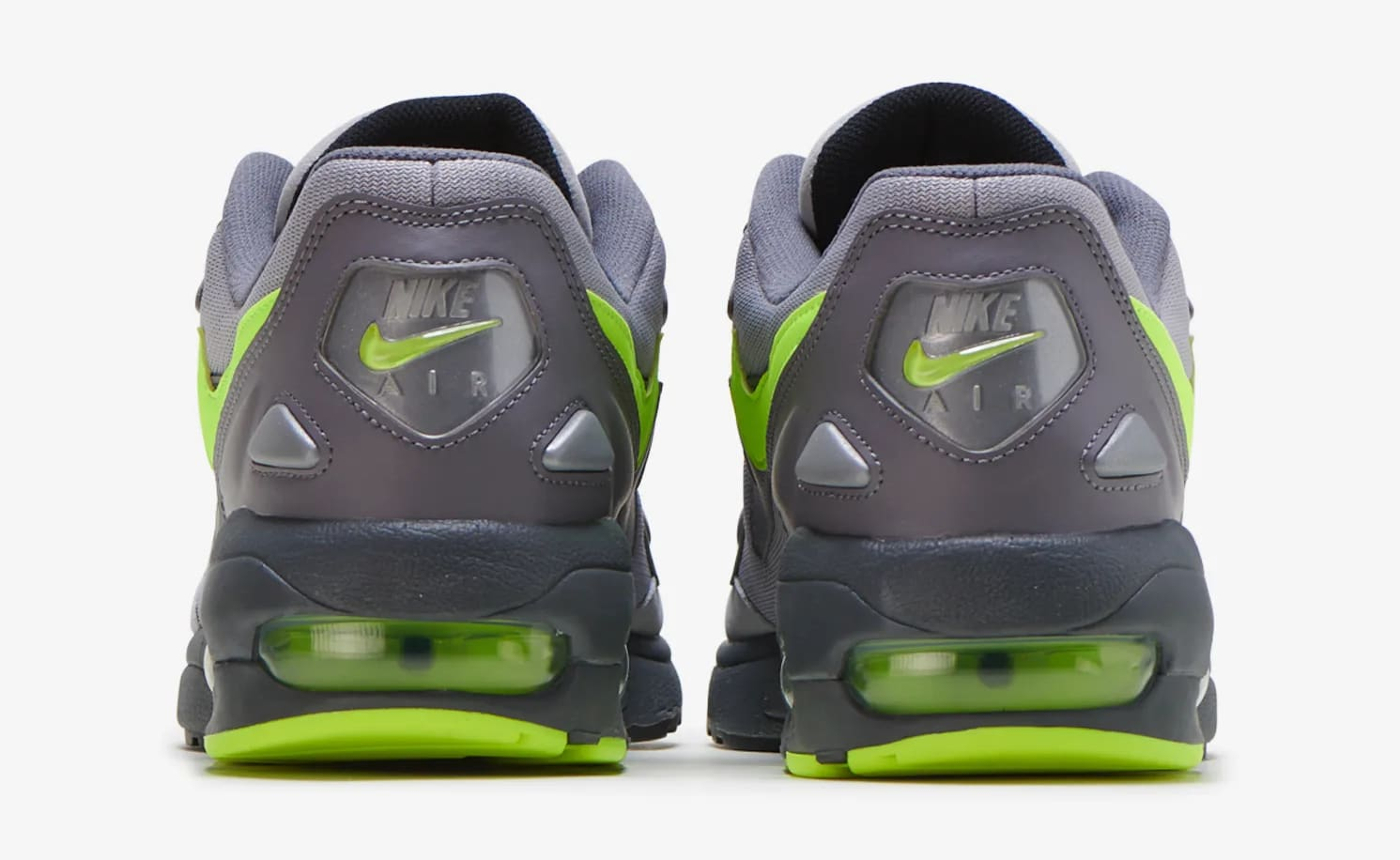 Nike Air Max2 Light 'Volt' CJ0547-001 (Heel)