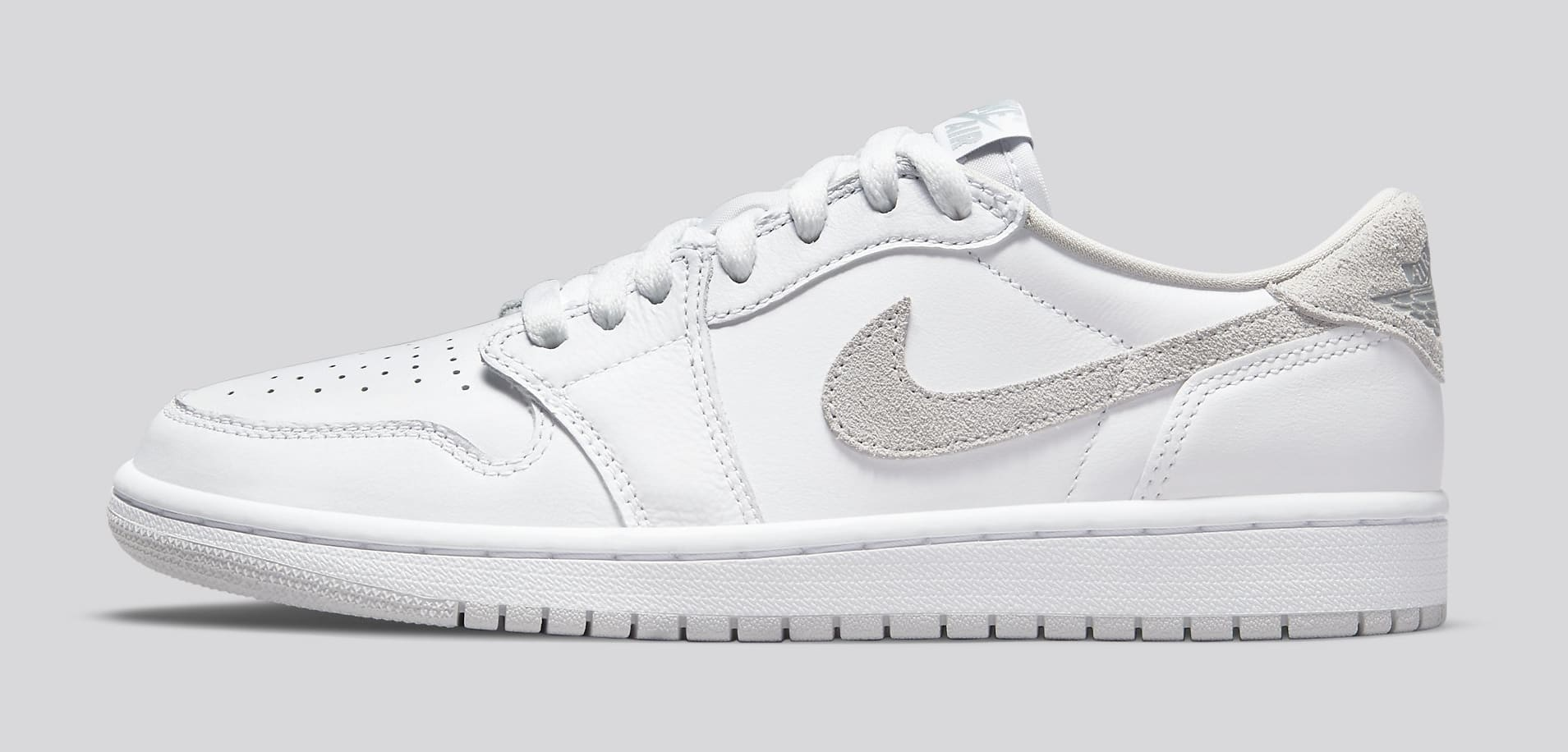 Air Jordan 1 Retro Low 'Neutral Grey' CZ0775-100 Lateral