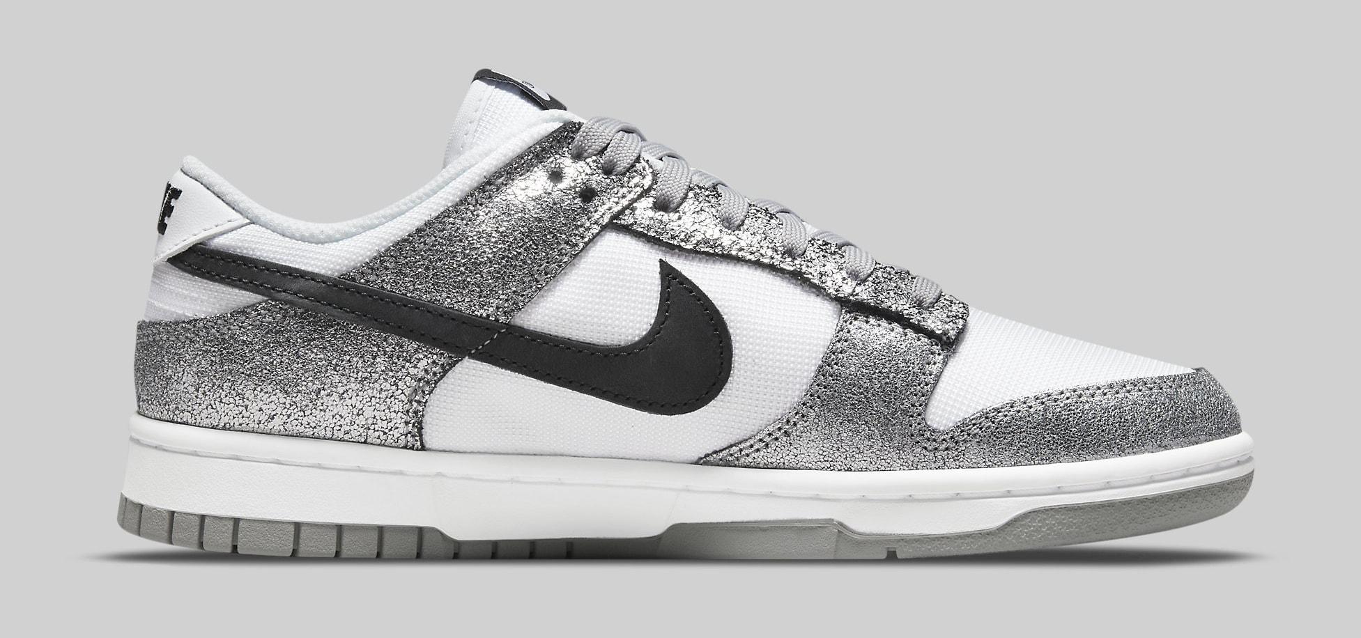 Nike Dunk Low 'Shimmer' DO5882-001 Medial