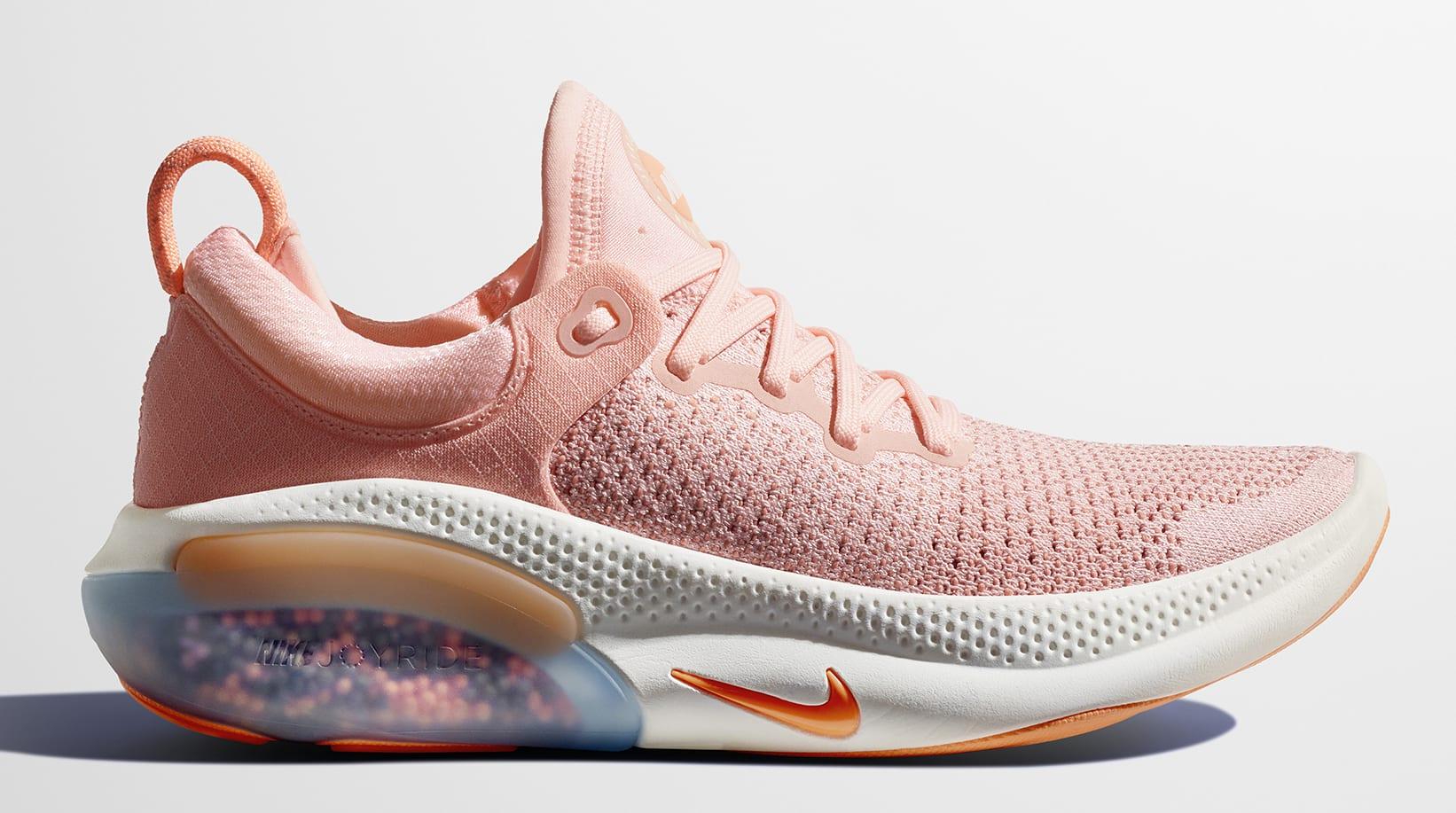 Nike Joyride Run Flyknit (Pink)