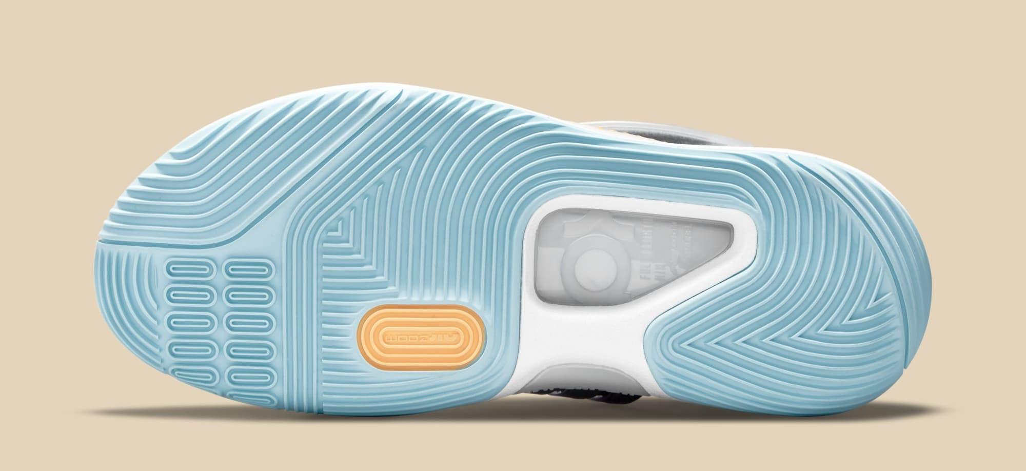 Nike KD 14 CW3935-001 (Sole)