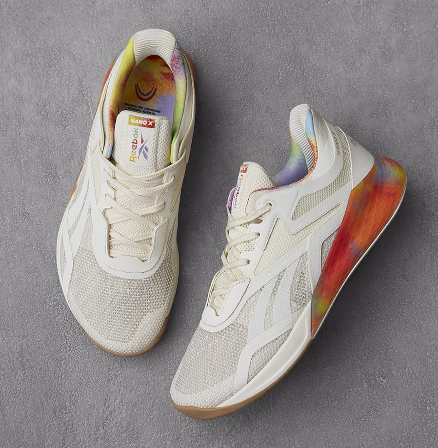 Reebok Nano X 'All Types of Love' Top