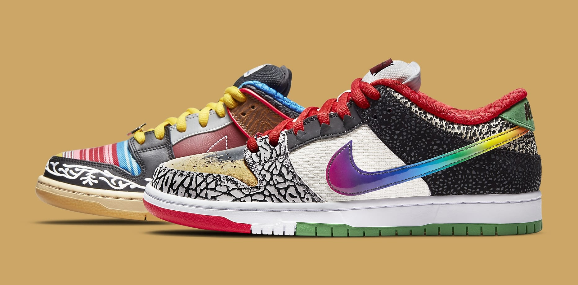 DUNK LOW SB 'WHAT THE DUNK'
