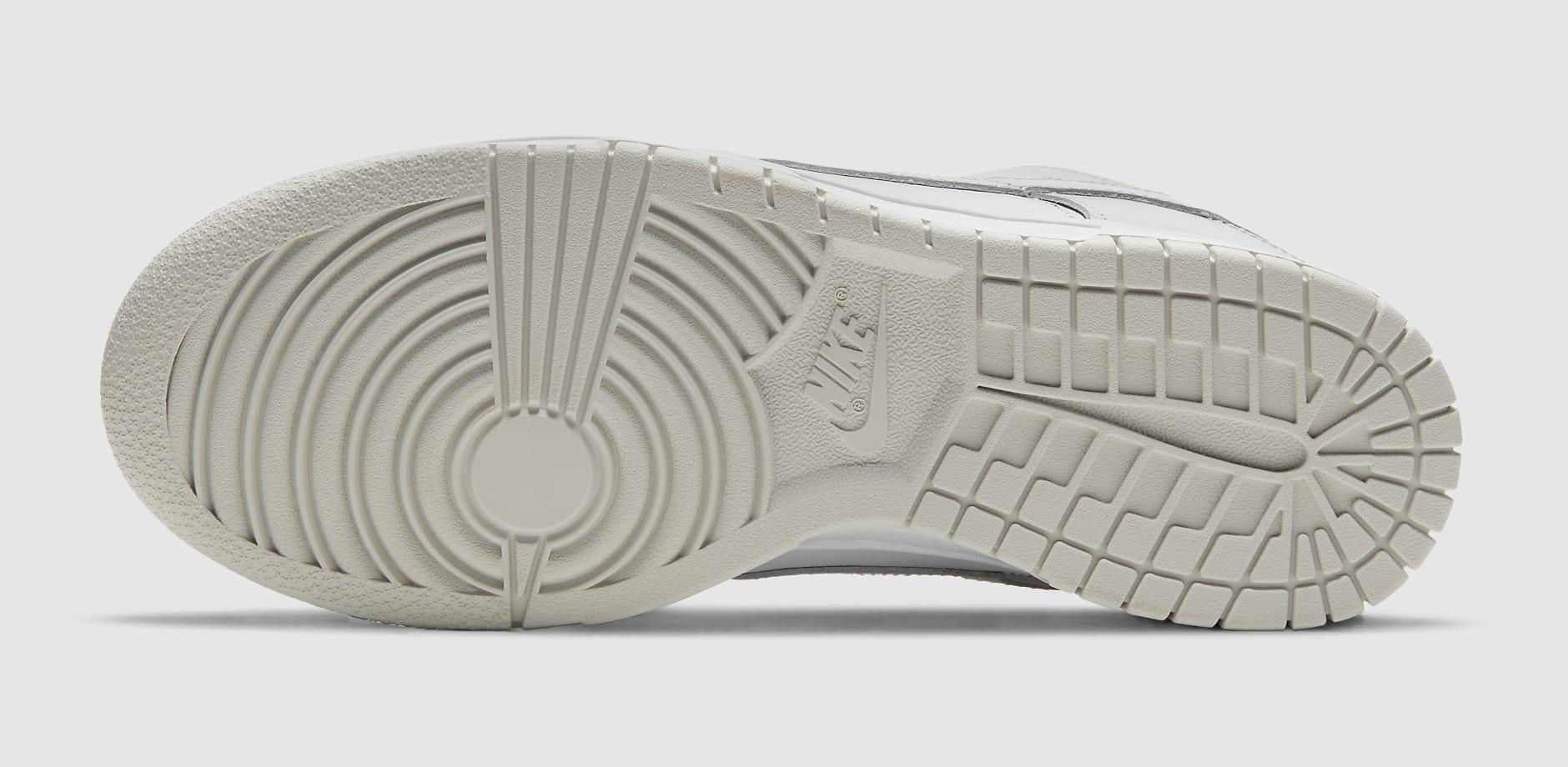 Nike Dunk Low Women's 'Photon Dust' DD1503-103 Outsole