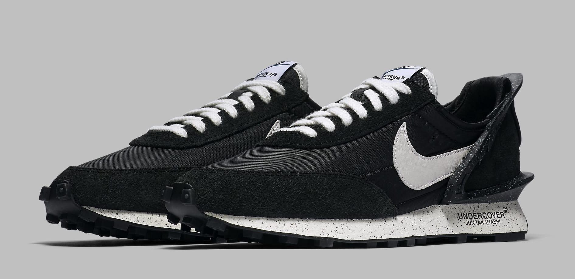Undercover x Nike Daybreak 'Black' BV4594-001 Pair