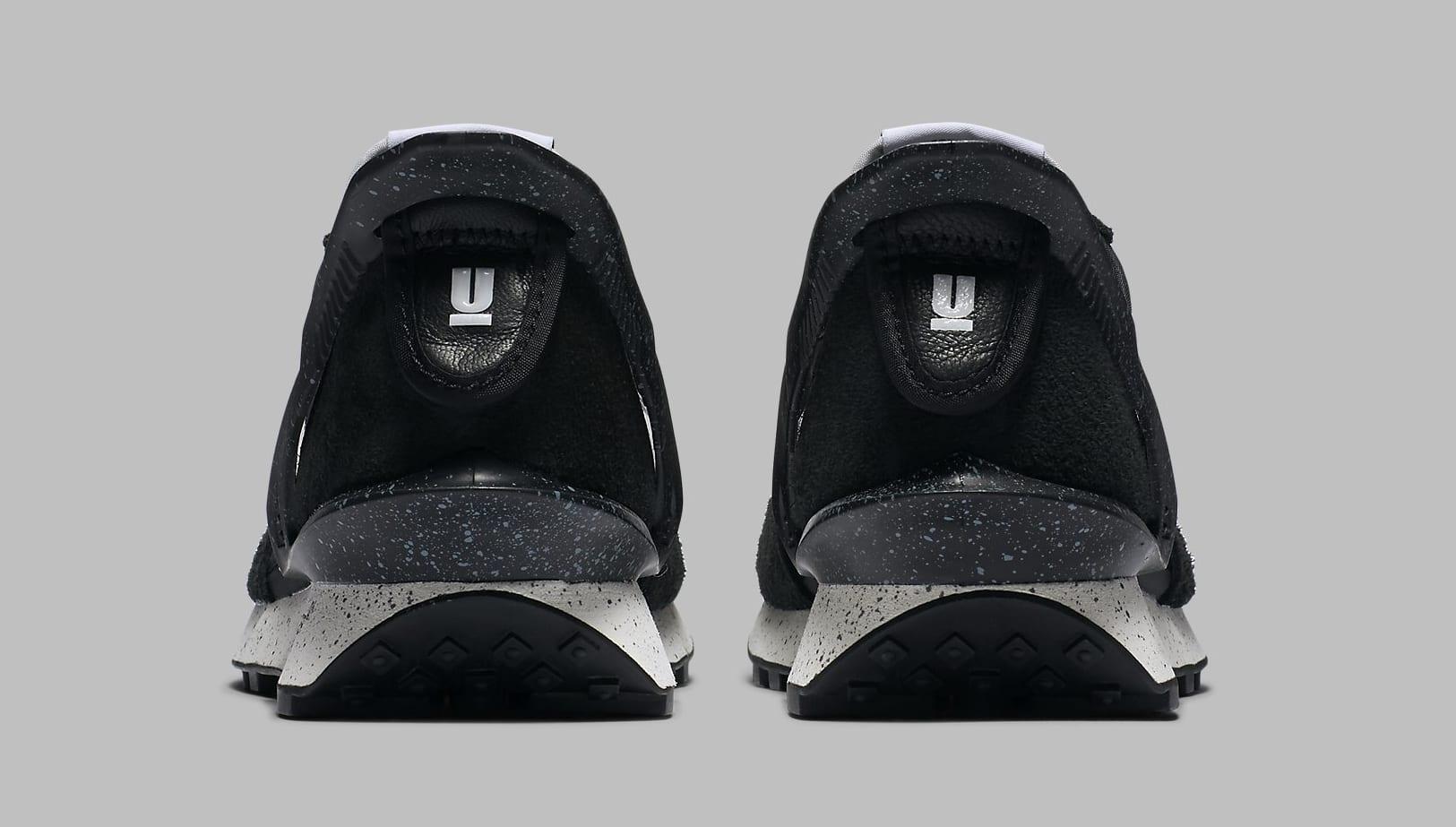 Undercover x Nike Daybreak 'Black' BV4594-001 Heel