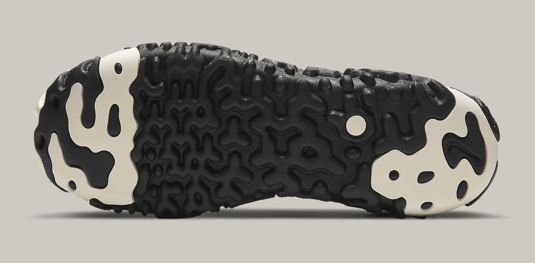 Undercover x Nike Overbreak SP 'Black' DD1789-001 Outsole