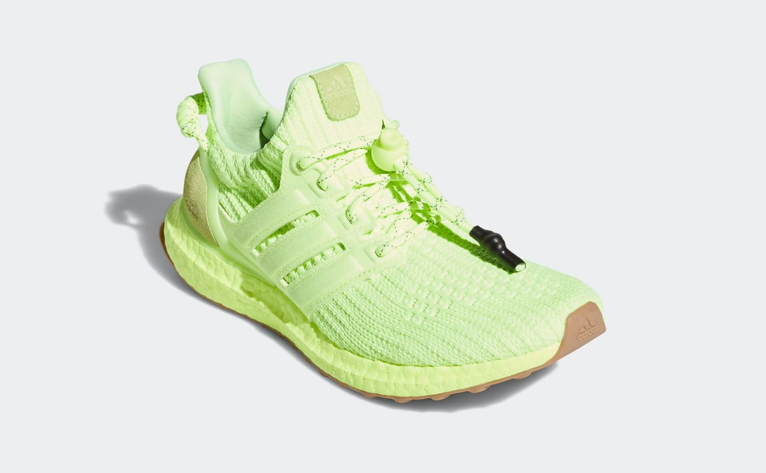 Beyonce Ivy Park x Adidas Ultra Boost 'Hi Res Yellow' FZ5456 Front