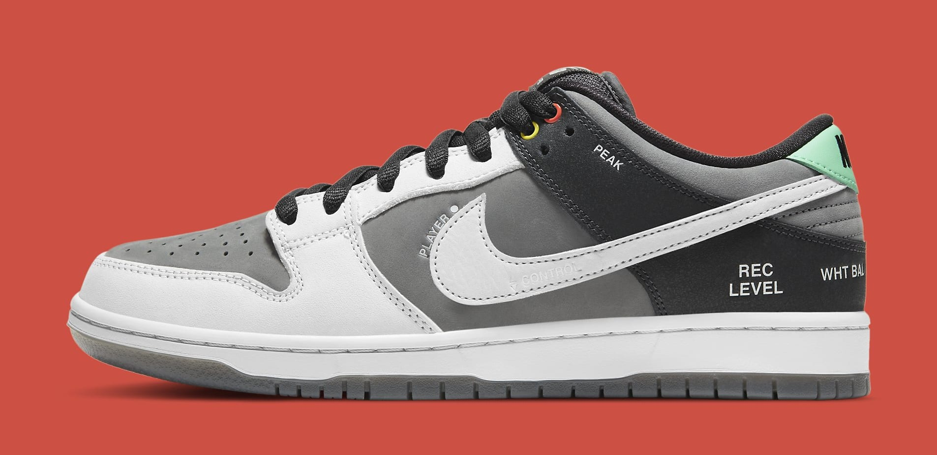 Nike SB Dunk Low 'Camcorder' CV1659-001 Lateral