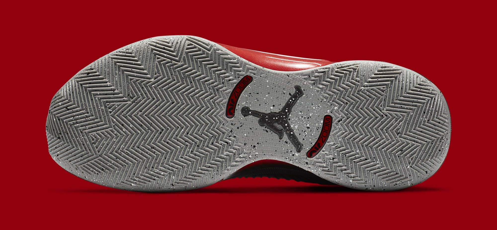 Air Jordan 35 XXXV 'Warrior' DA2625-600 Outsole