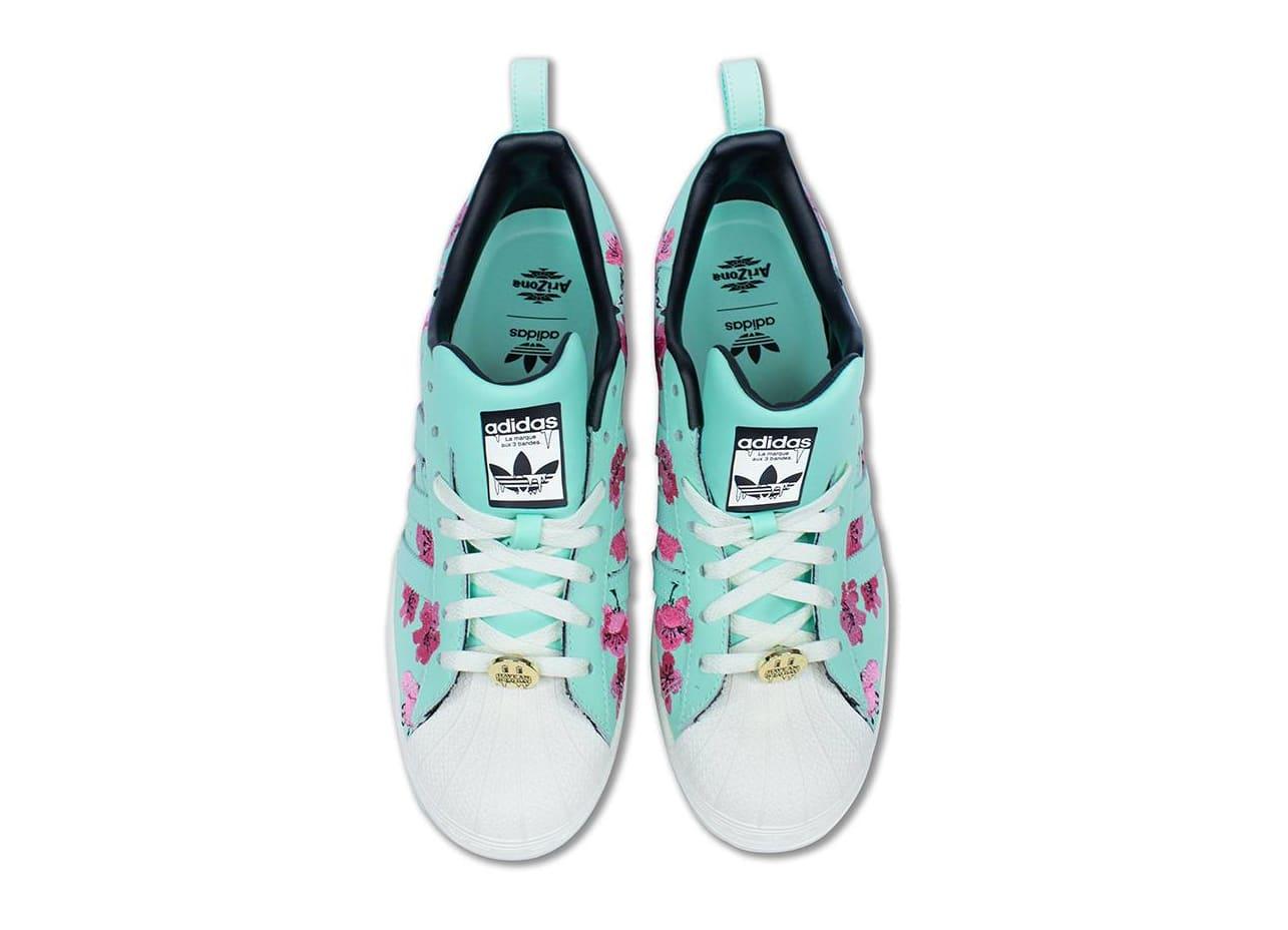 Arizona Iced Tea x Adidas Superstar Top