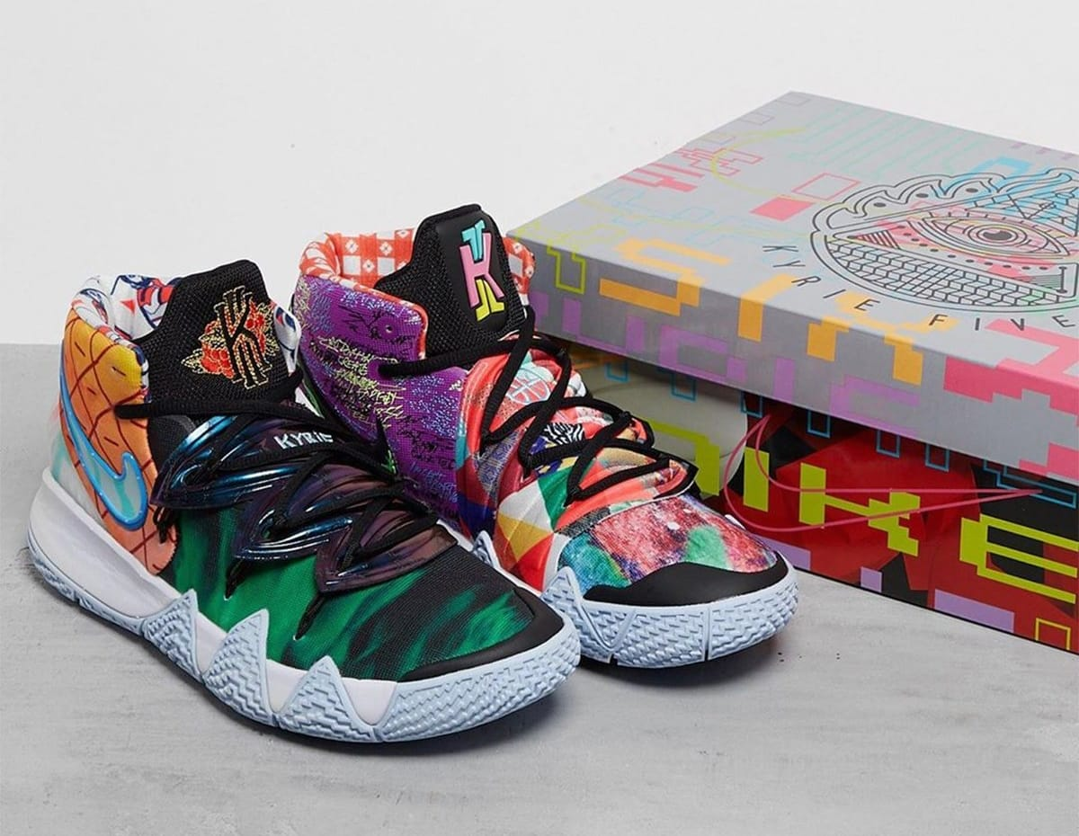 Nike Kyrie S2 Hybrid 'What The' Box
