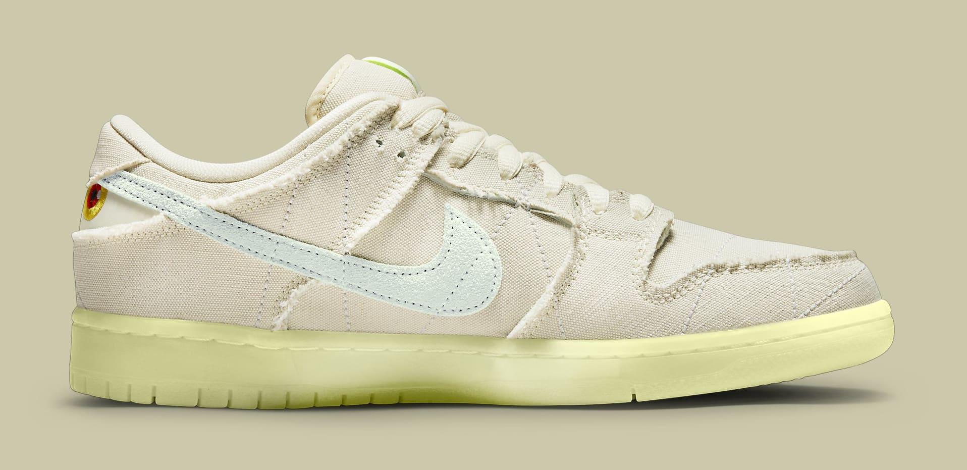 Nike SB Dunk Low 'Mummy' DM0774-111 Medial