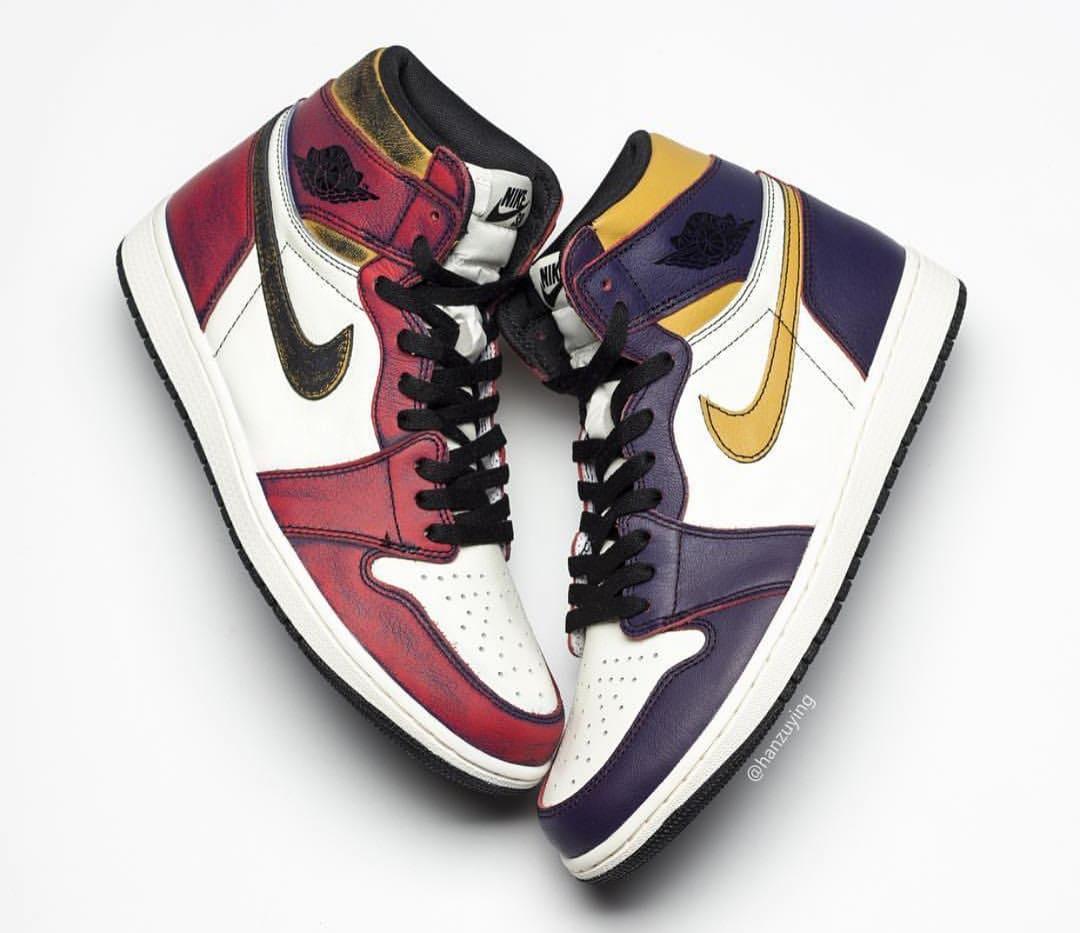 Nike SB x Air Jordan 1 CD6578-507 4