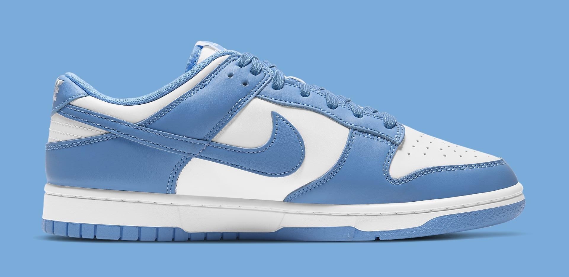 Nike Dunk Low 'University Blue' DD1391 102 Medial