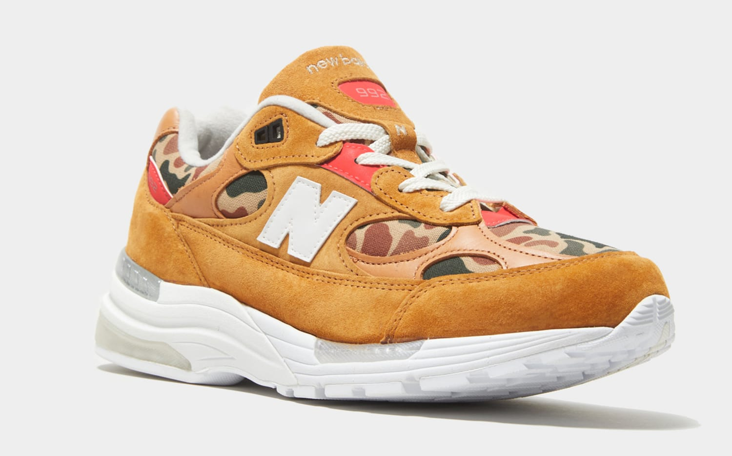 Todd Snyder x New Balance 992 Front
