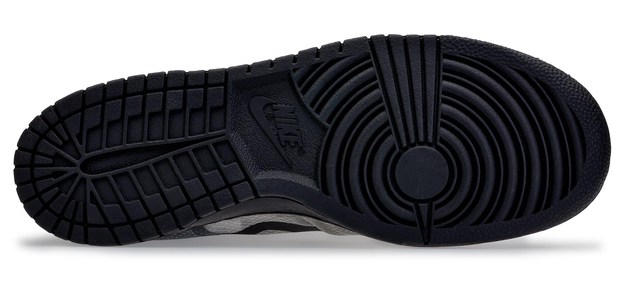 Comme Des Garcons x Nike Dunk Low Outsole