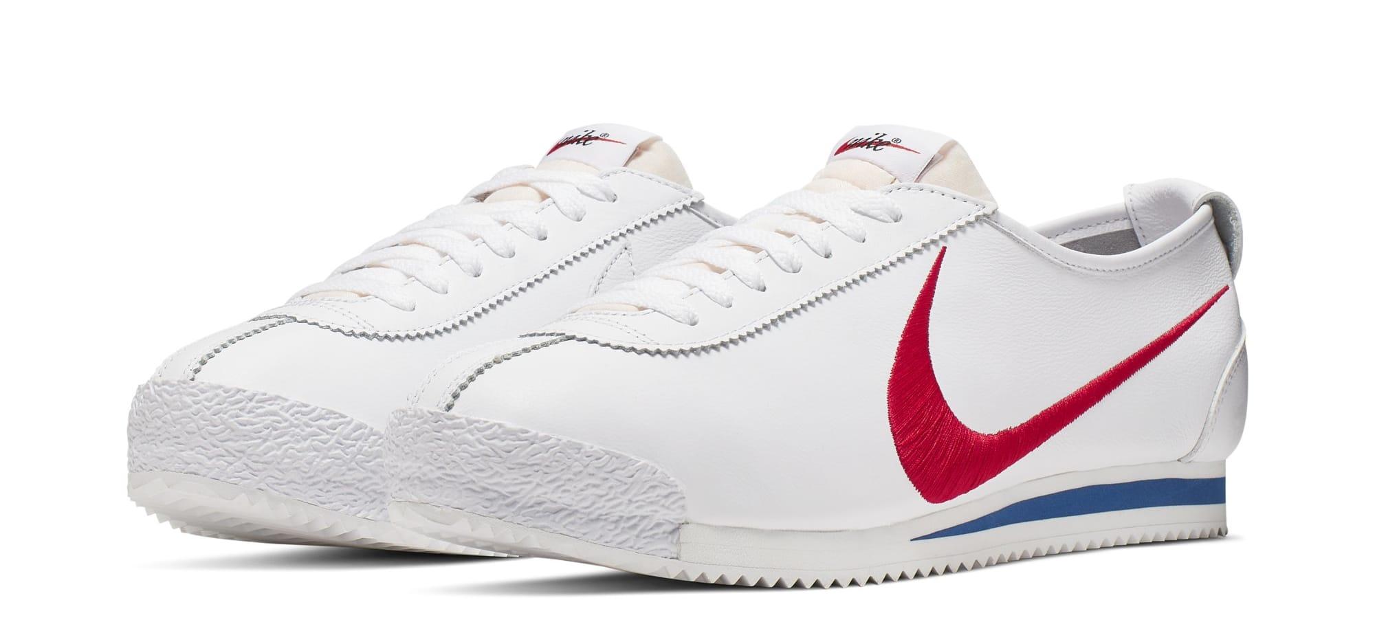 70ce5675c15 Shoe Dog' x Nike Cortez '72 QS 'White/Varsity Red/Game Royal ...