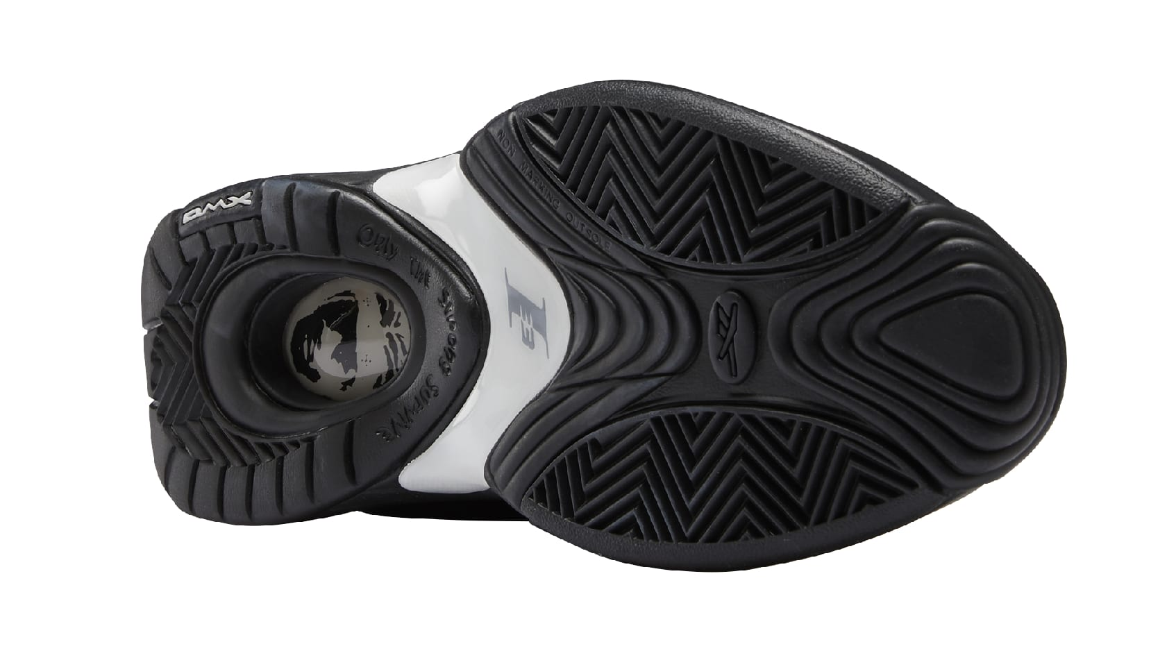 Reebok Answer 4 'Stepover' G55111 Outsole