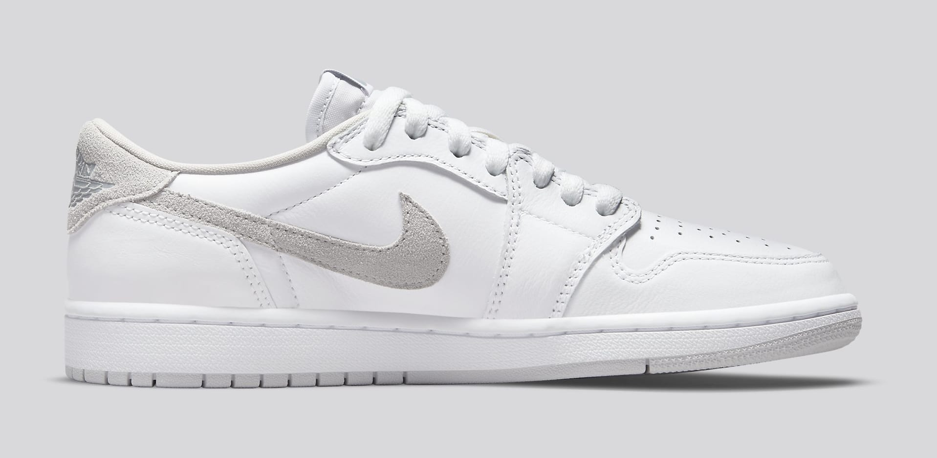 Air Jordan 1 Retro Low 'Neutral Grey' CZ0775-100 Medial