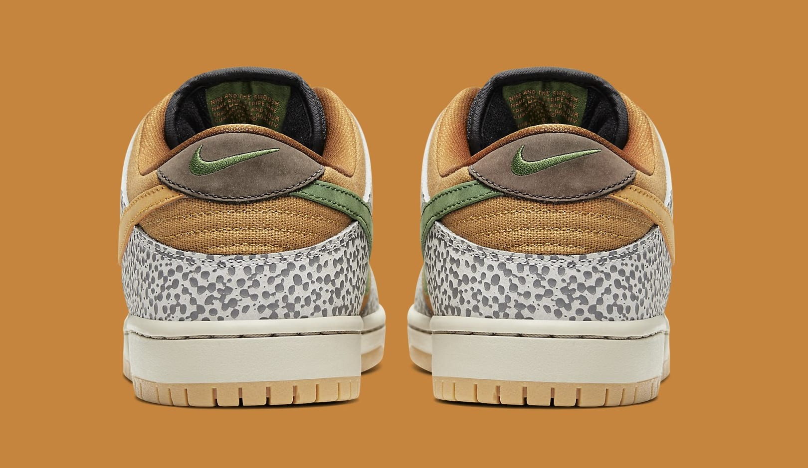 Tênis Nike SB Dunk Low 'Safari' CD2563-002