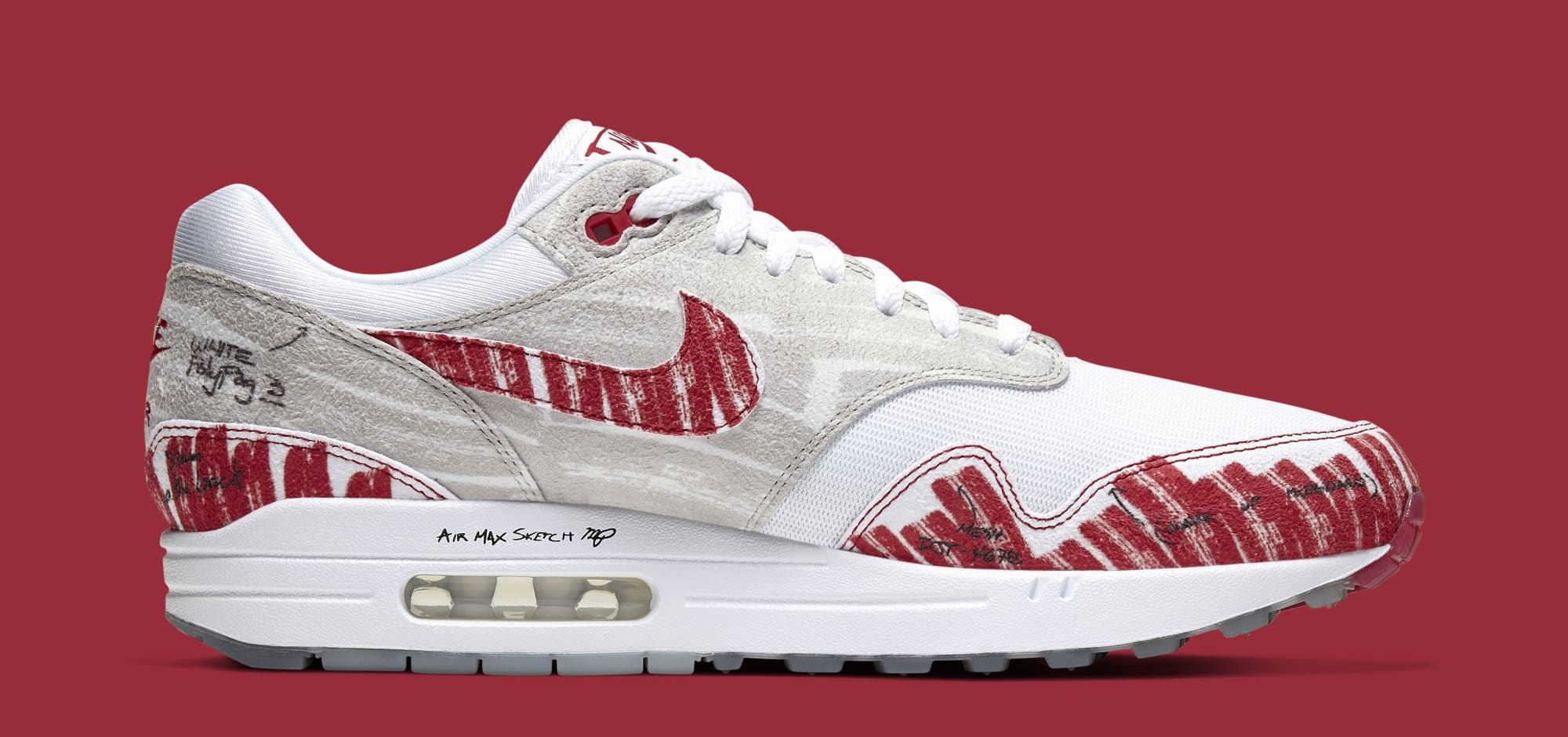 Nike Air Max 1 'Sketch to Shelf' CJ4286 101 Release Date