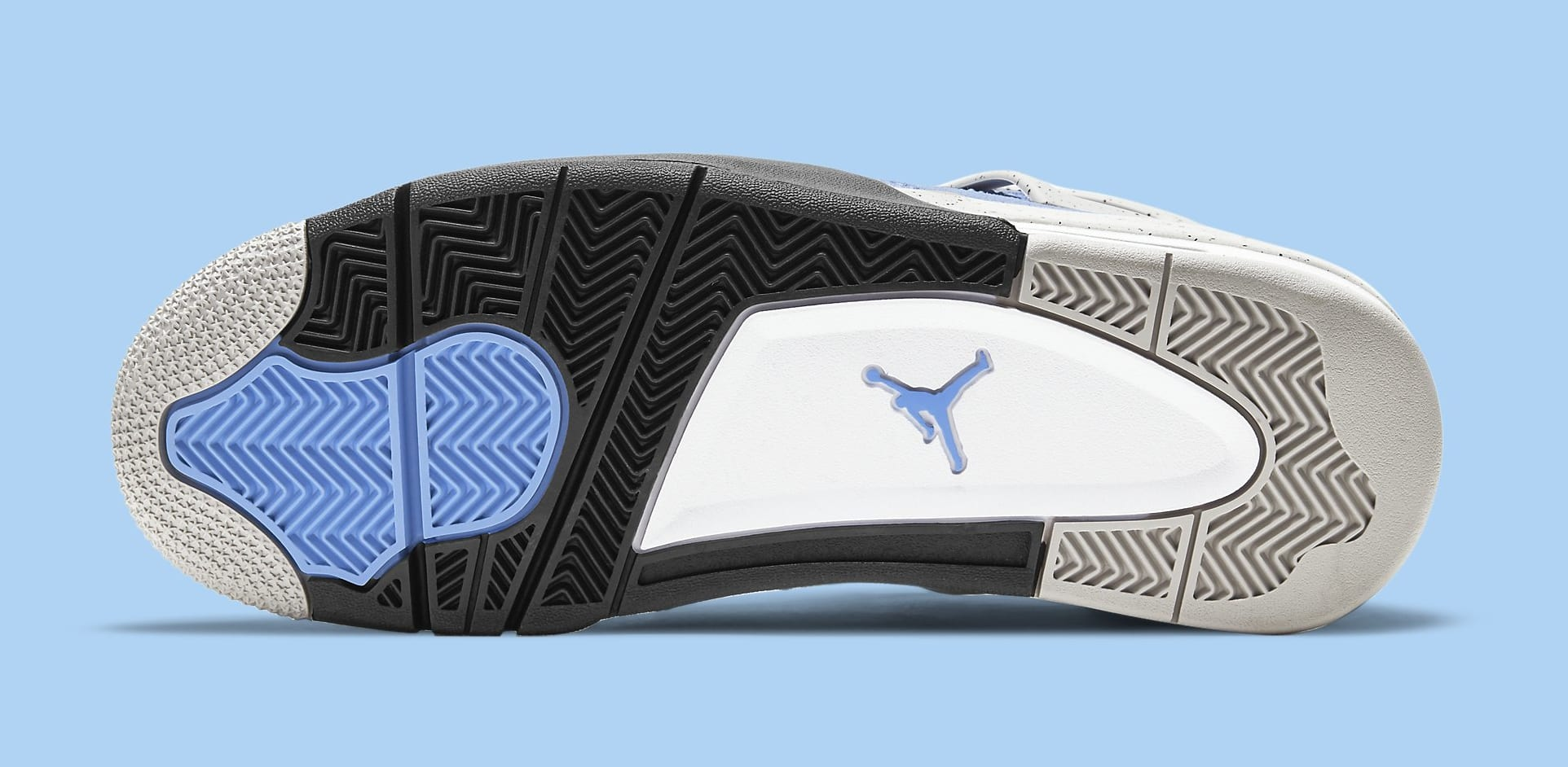 Air Jordan 4 Retro 'UNC' CT8527-400 Outsole
