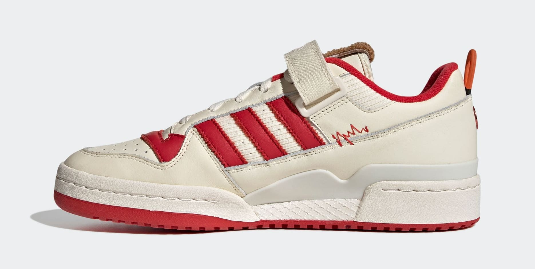 Home Alone x Adidas Forum Low GZ4378 Medial