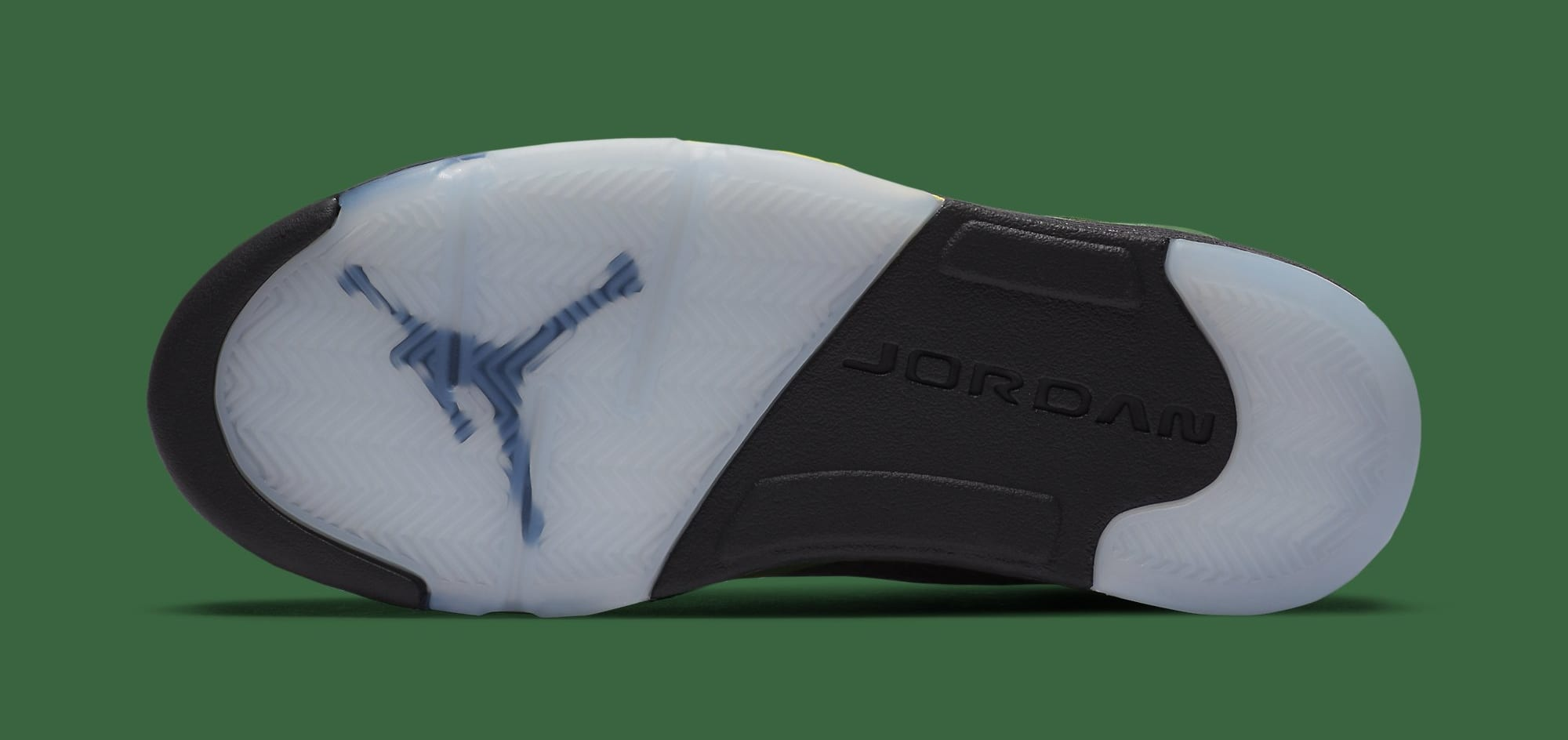 Air Jordan 5 Retro SE 'Oregon' CK6631-307 Outsole