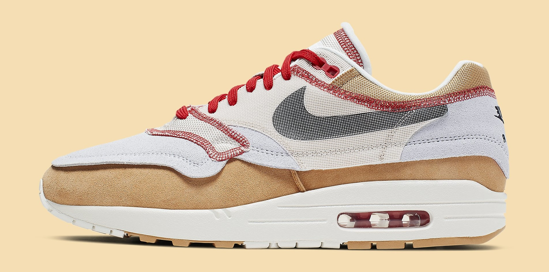 quality design 69145 6e4aa Nike Air Max 1  Inside Out  858876-713 Lateral