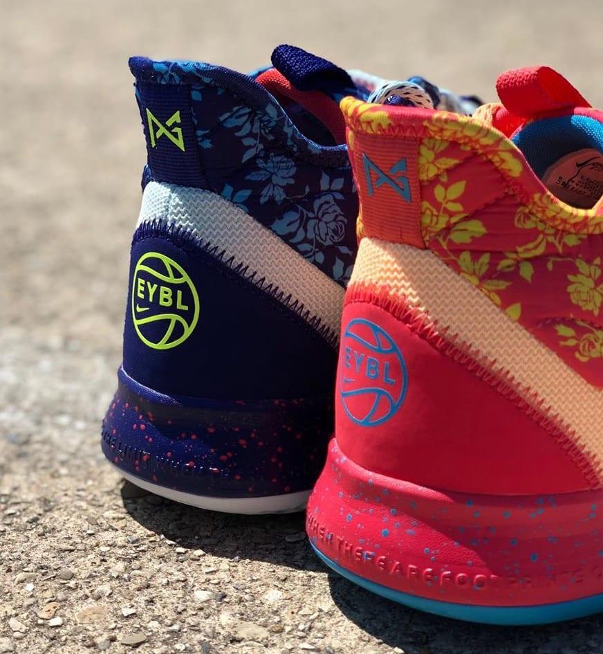 Nike PG 3 'EYBL' Heel
