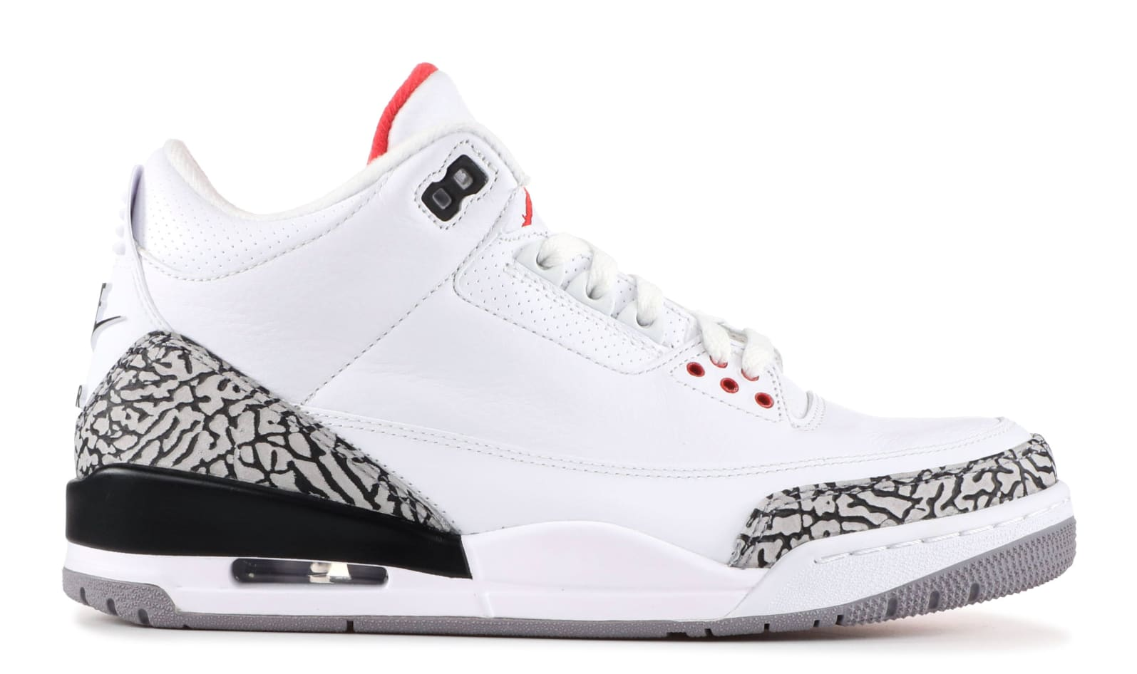 Air Jordan 3 'White/Cement