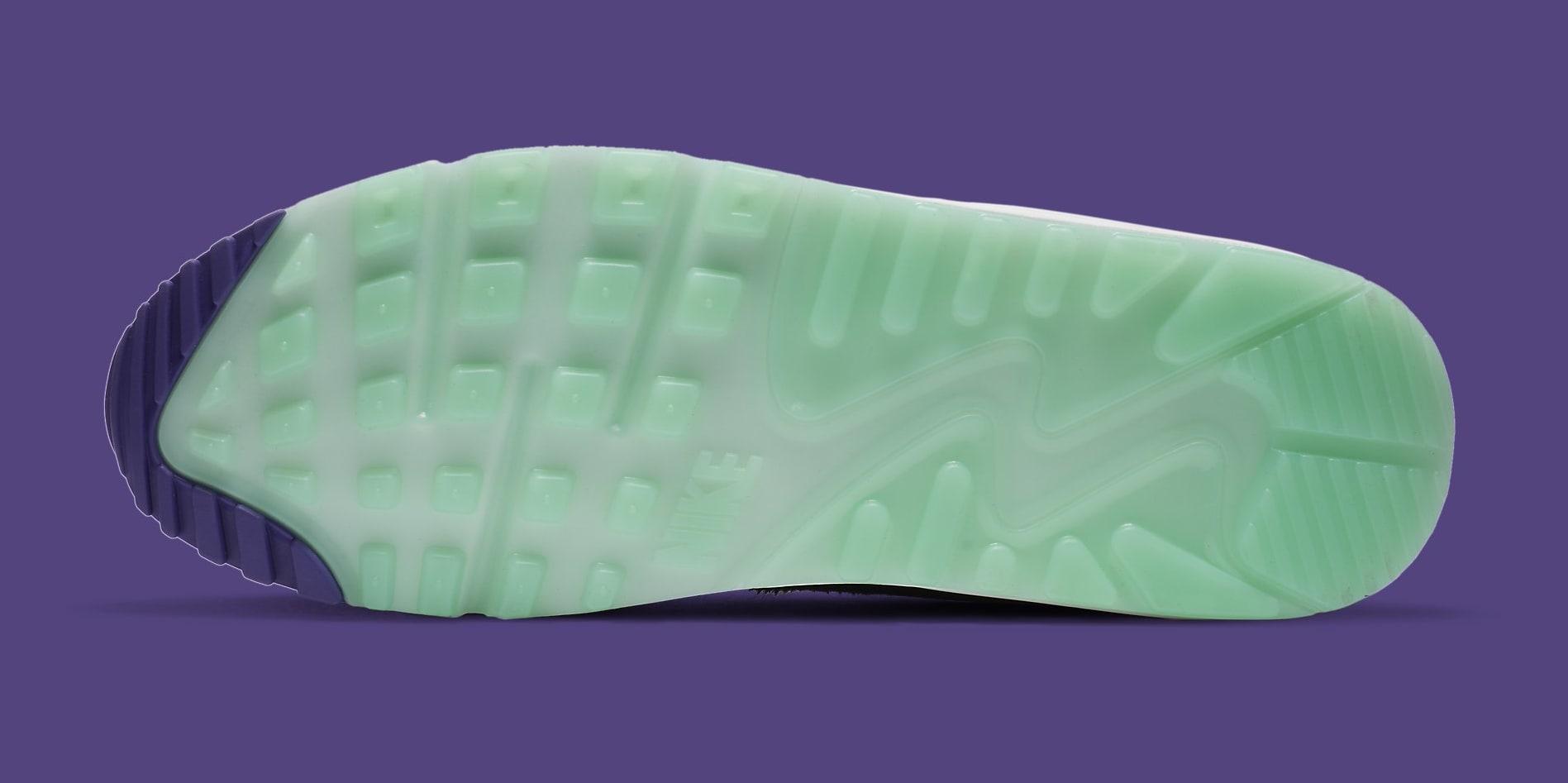 Nike Air Max 90 'Violet Blend' CZ5588-001 Outsole