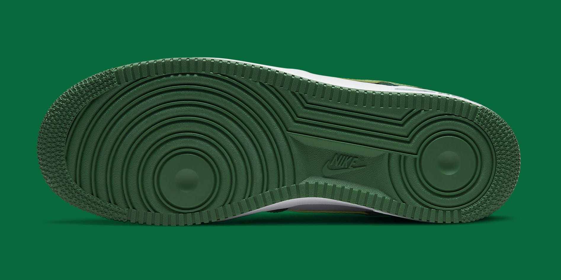 Nike Air Force 1 Low 'St. Patrick's Day' DD8458-300 Outsole