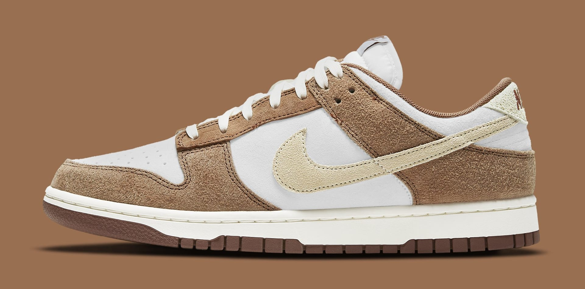 Nike Dunk Low 'Medium Curry' DD1390-100 Lateral