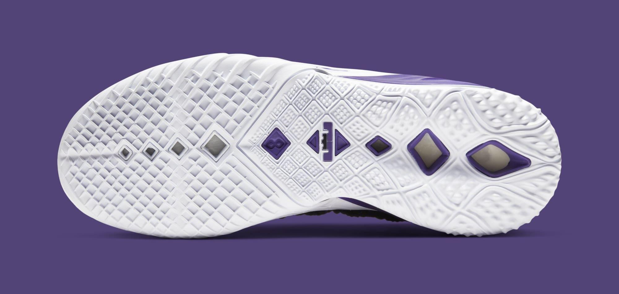 Nike LeBron 18 'Lakers' CQ9283-004 Outsole