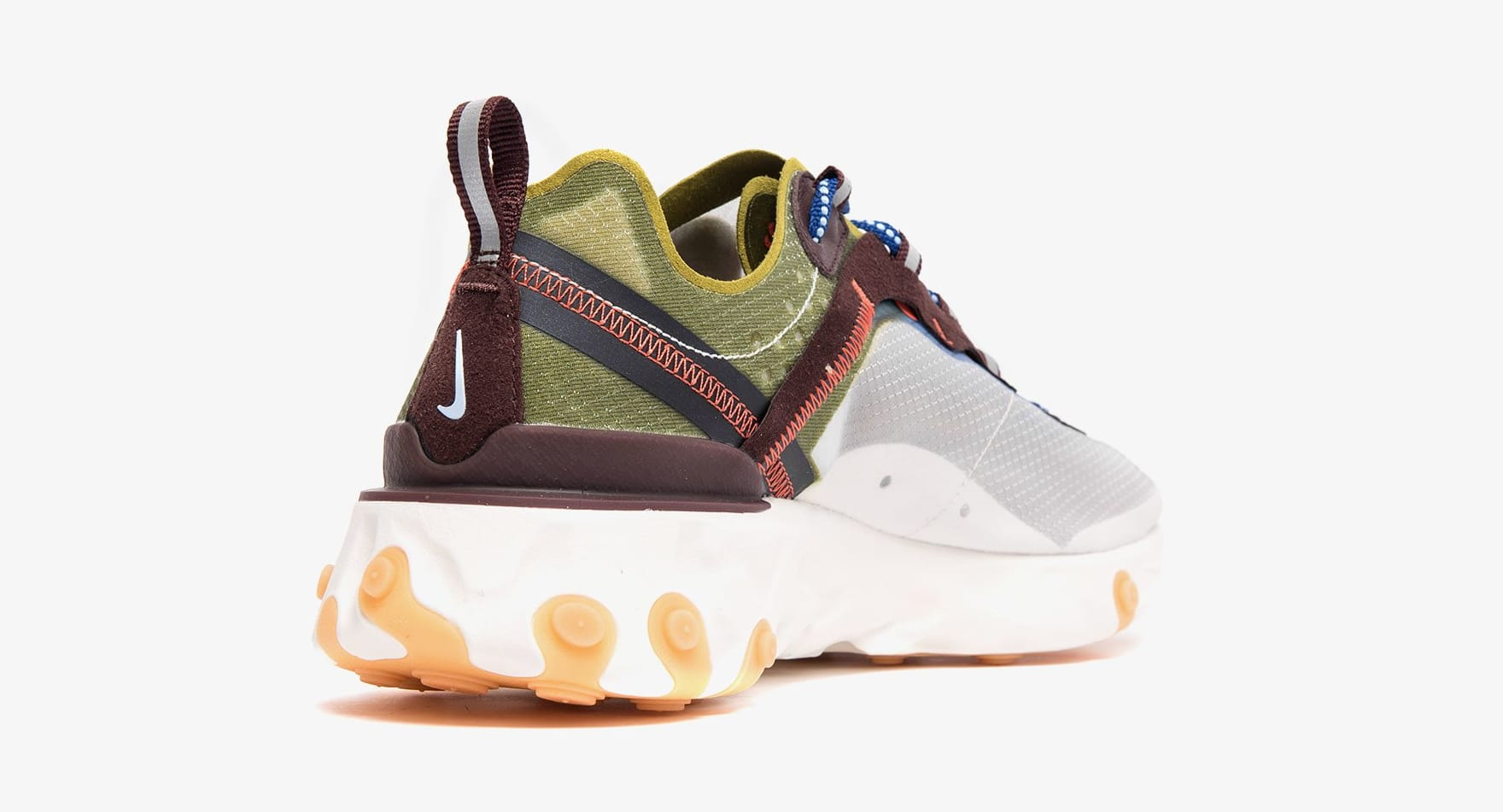 Nike React Element 87 AQ1090-300 (Heel)