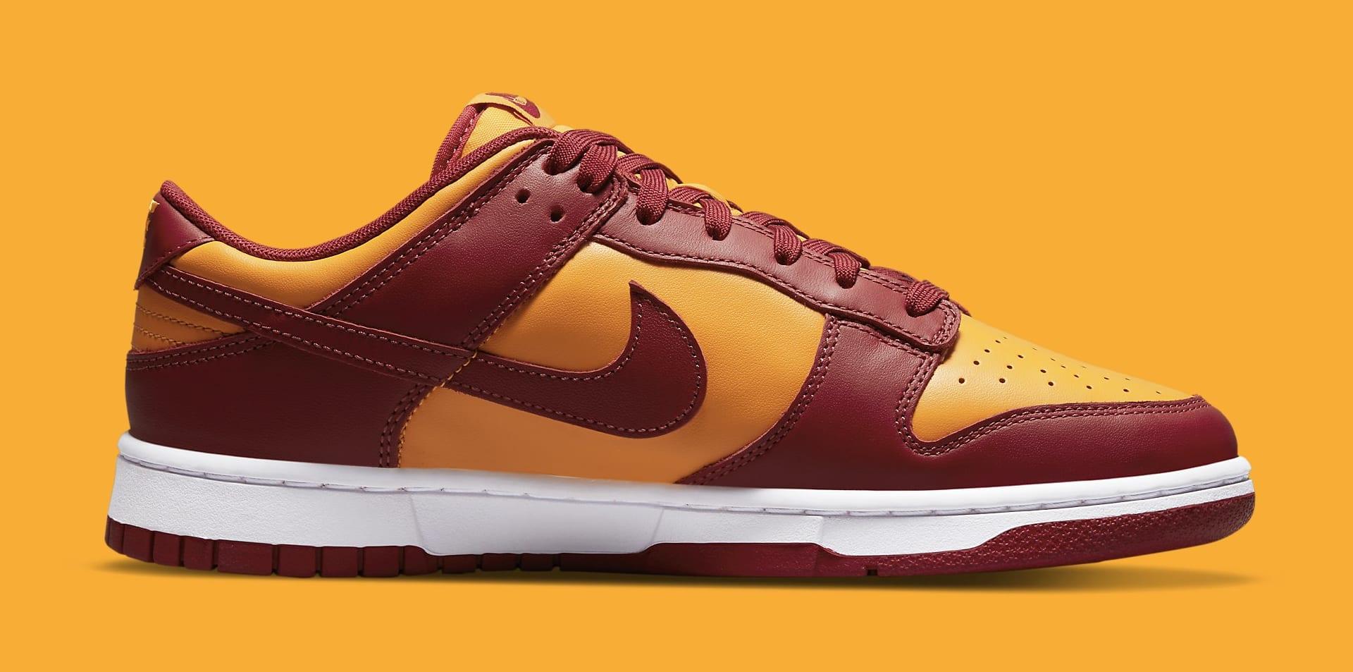 Nike Dunk Low 'Midas Gold' DD1391-701 Medial