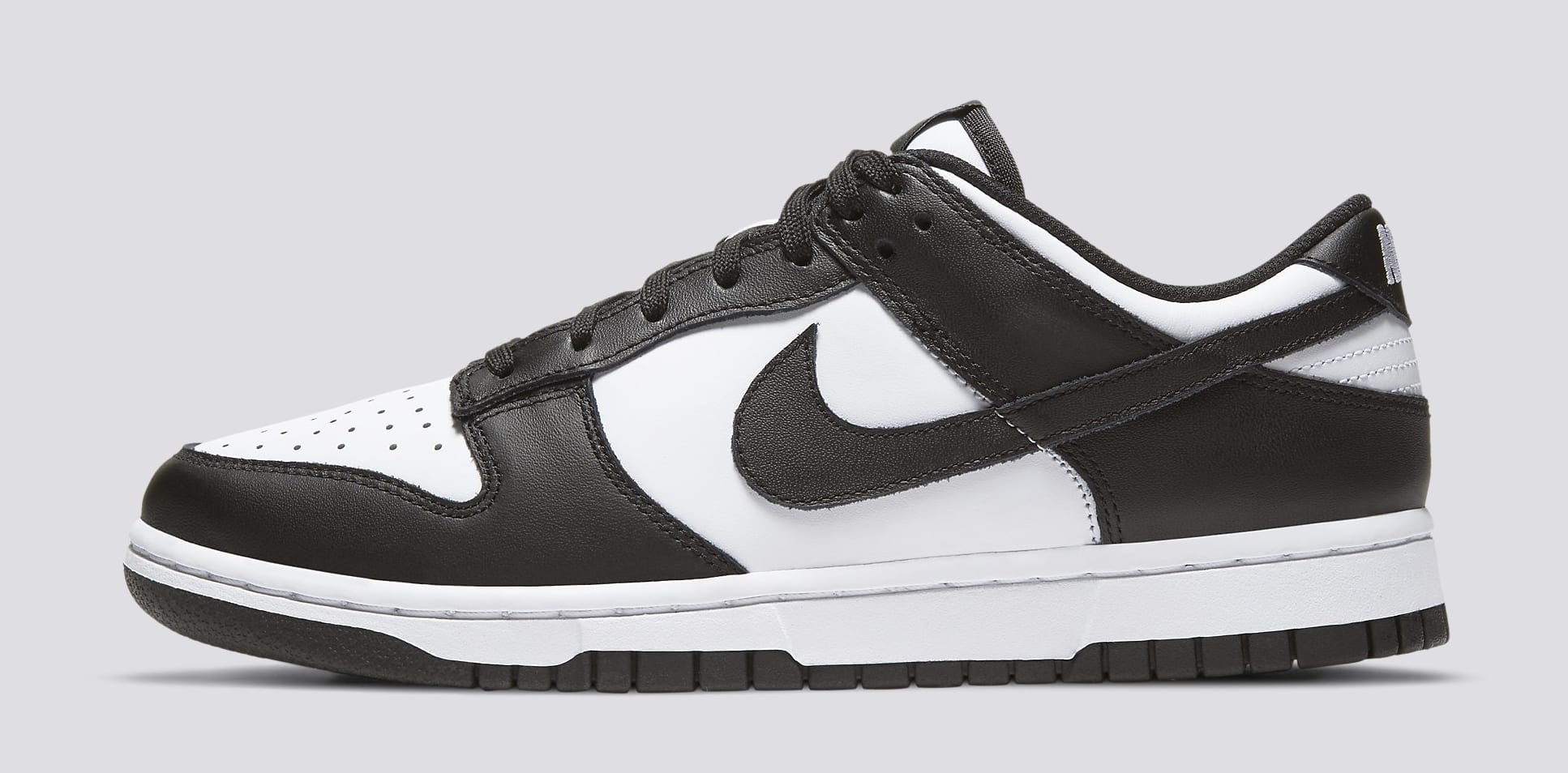 Nike Dunk Low 'Black/White' DD1503-101 Lateral