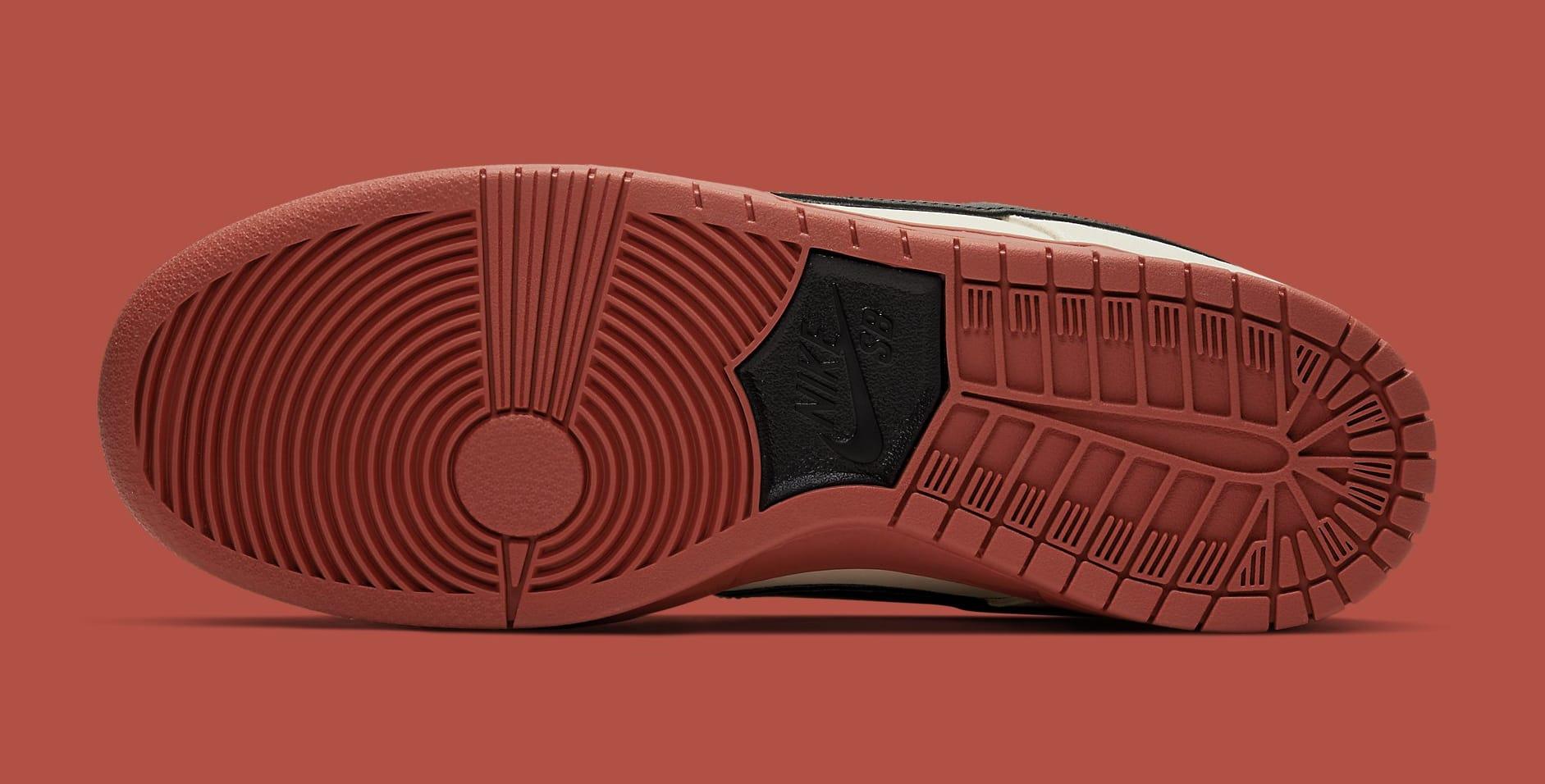 Nike SB Dunk Low 'Muslin' BQ6817-100 Outsole