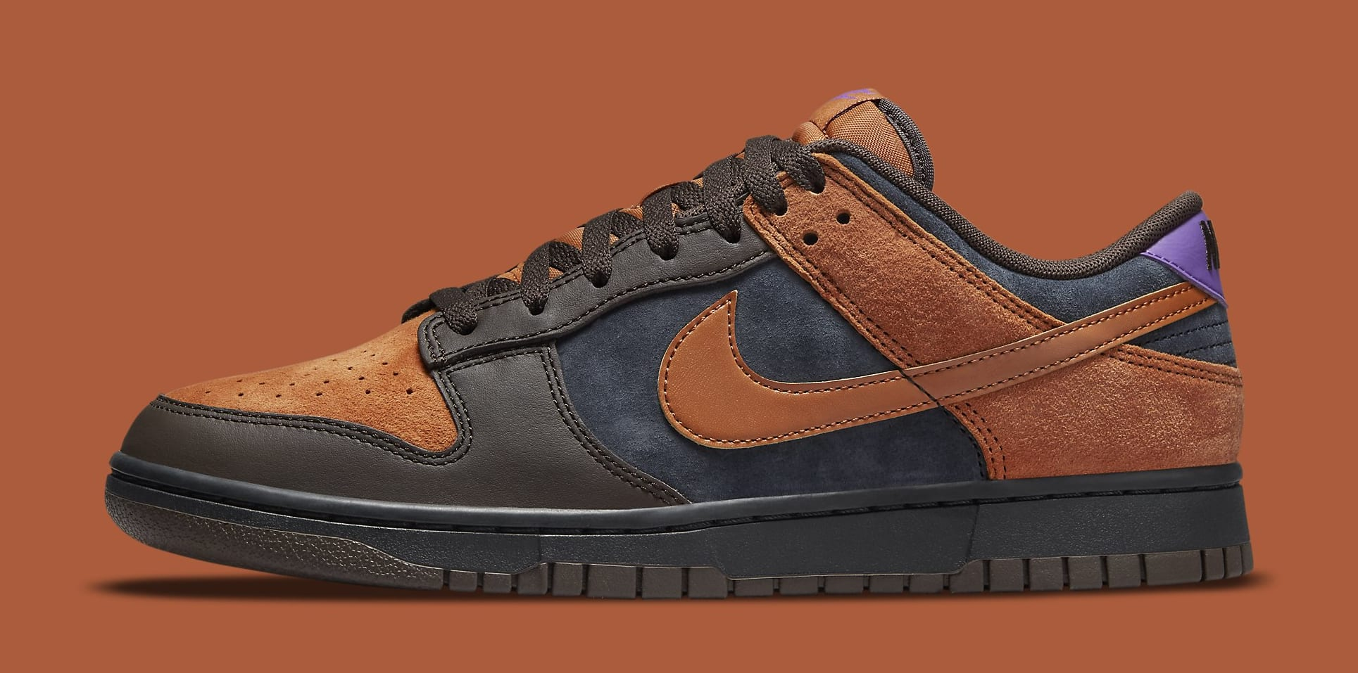 Nike Dunk Low PRM 'Cider' DH0601-001 Lateral