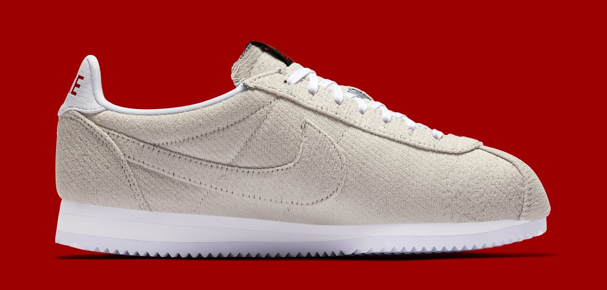 Stranger Things x Nike Cortez 'Starcourt Mall' CJ6107-100 (Medial)