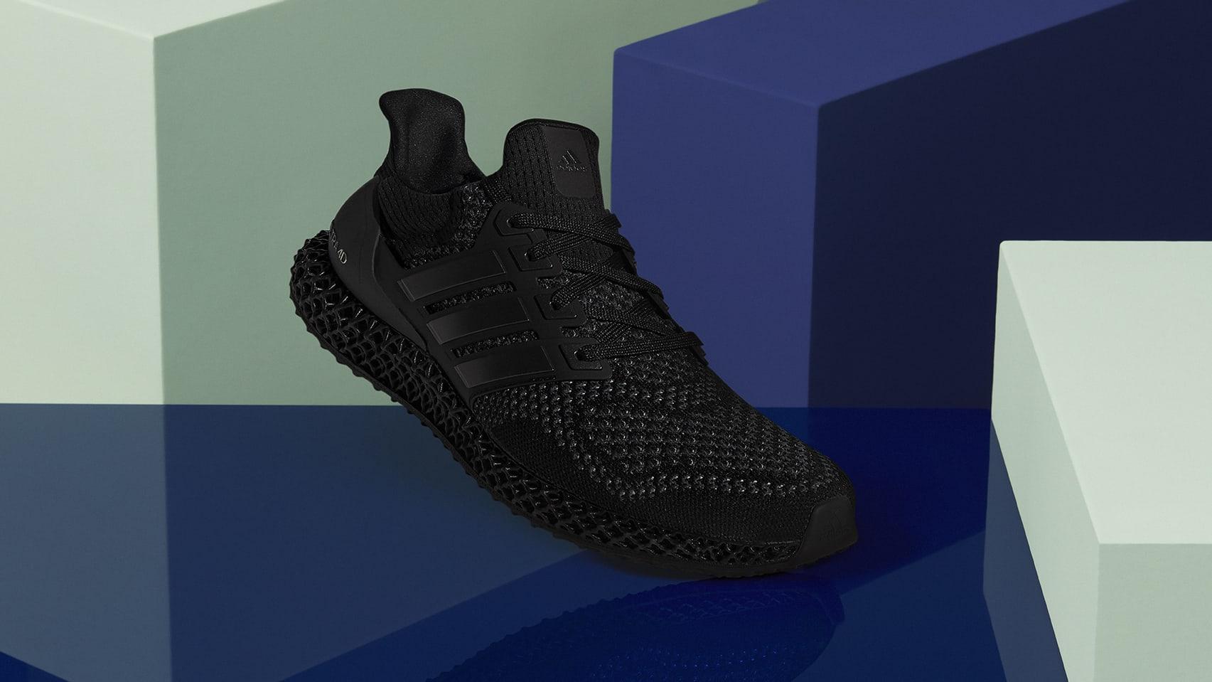 Adidas Ultra4D 'Black' FY4286