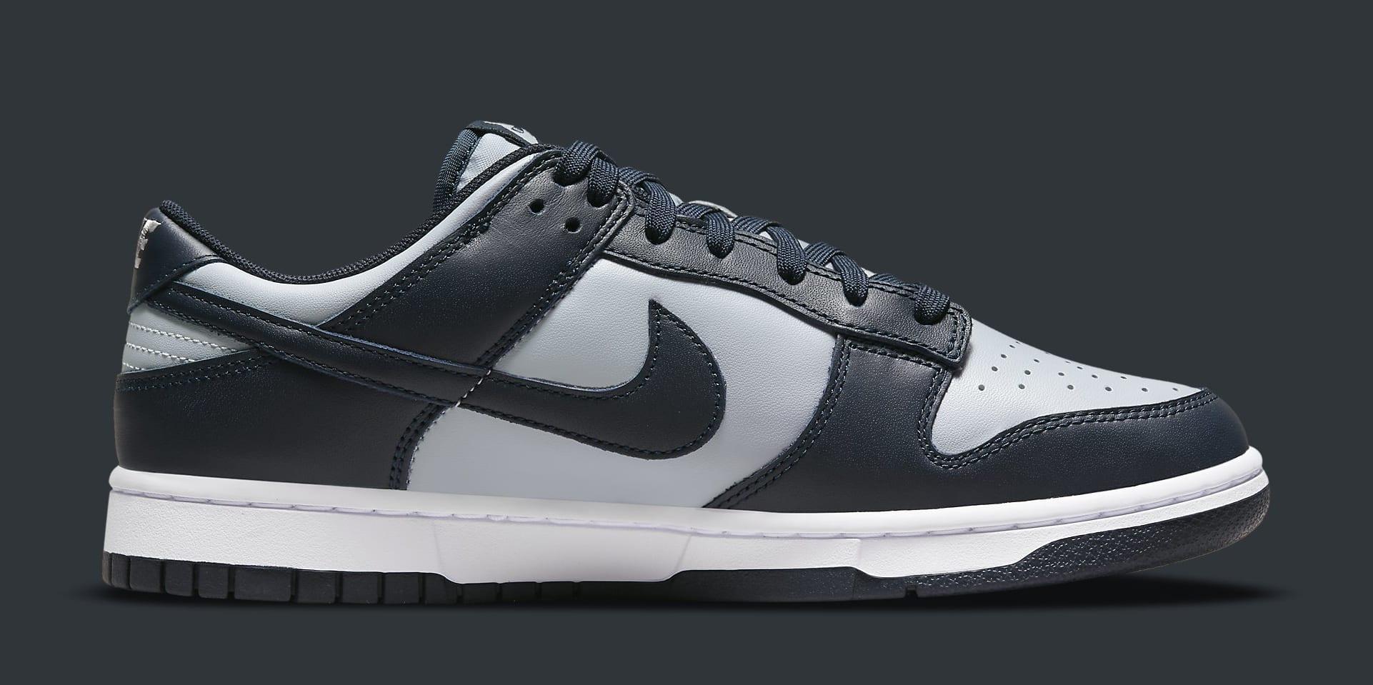 Nike Dunk Low 'Georgetown' DD1391-003 Medial