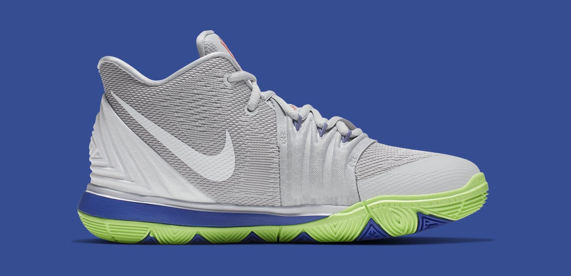 Nike Kyrie 5 AQ2456-099 (Medial)