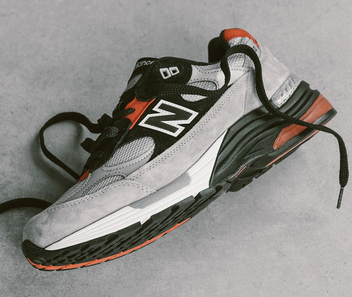 DTLR Villa x New Balance 992 'Discover and Celebrate'